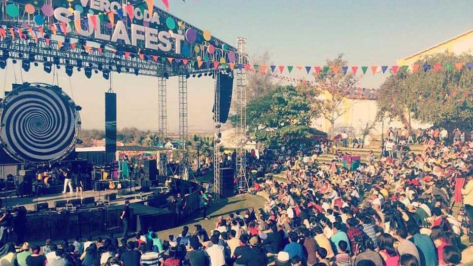 Sula Fest at Nashik