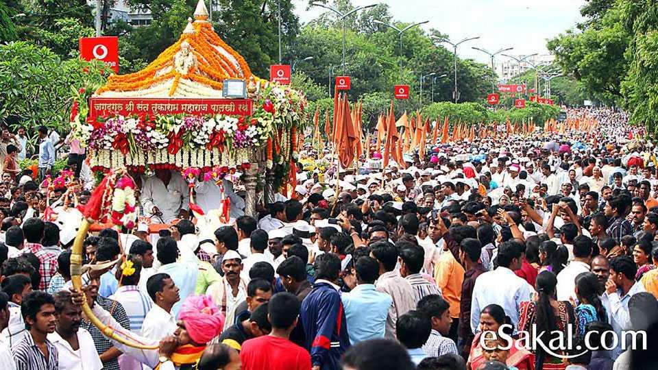 Sant Tukaram Maharaj Palkhi