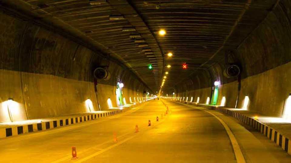 chenani nashri tunnel