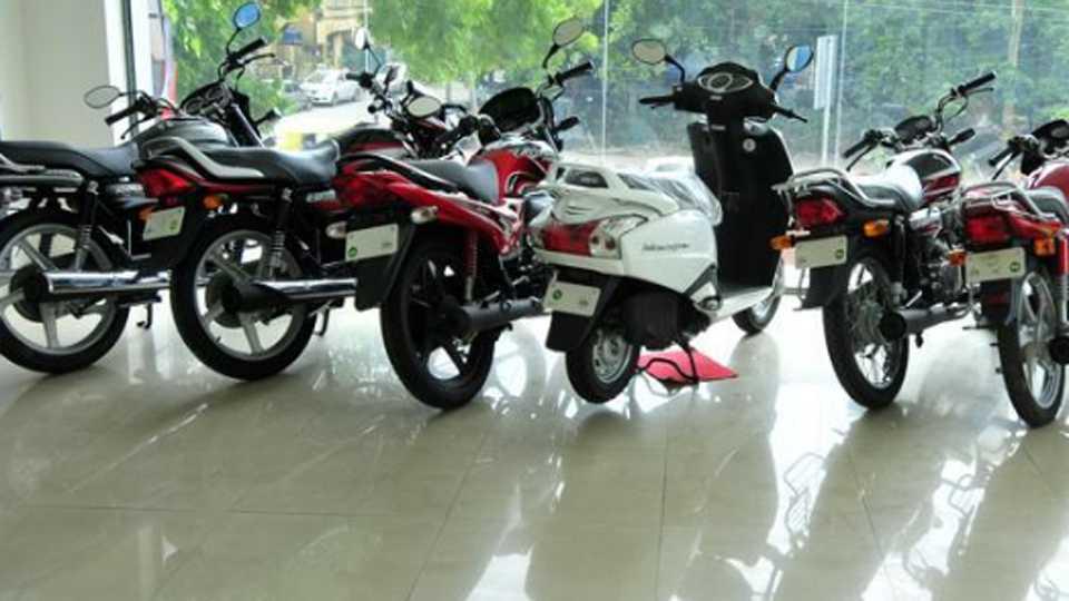 two-wheeler
