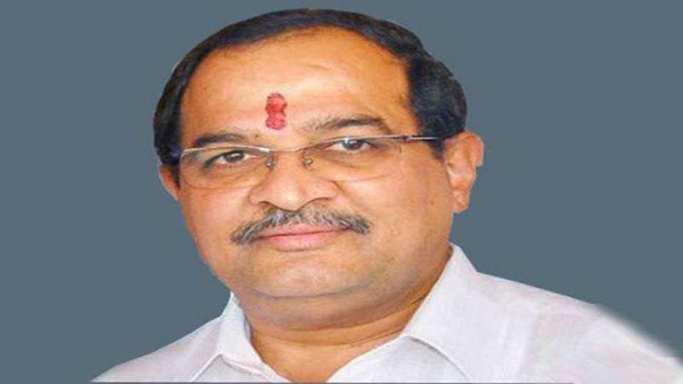 The spiritual heritage of Maharashtra was defeated- Vikhe Patil