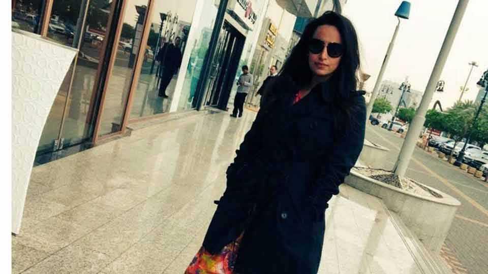 Saudi Woman arrested