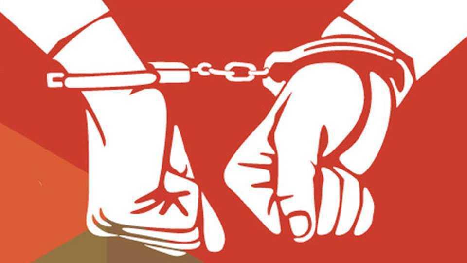 criminals arrested case filed in etwara police station at nanded