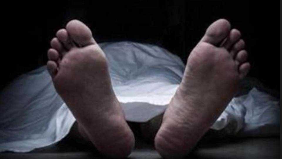 One Man Dead Body Found at Kannad village