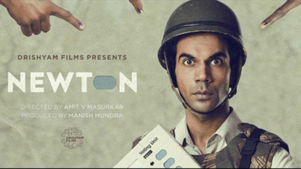 Newton Got Best Hindi Movie In National Movie Award