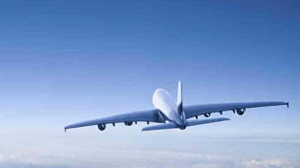 marathi news gajpati raju plane ticket issue