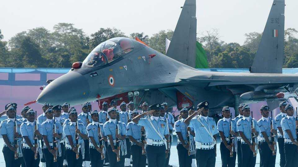 A bill of 29 crores charged by Air Force