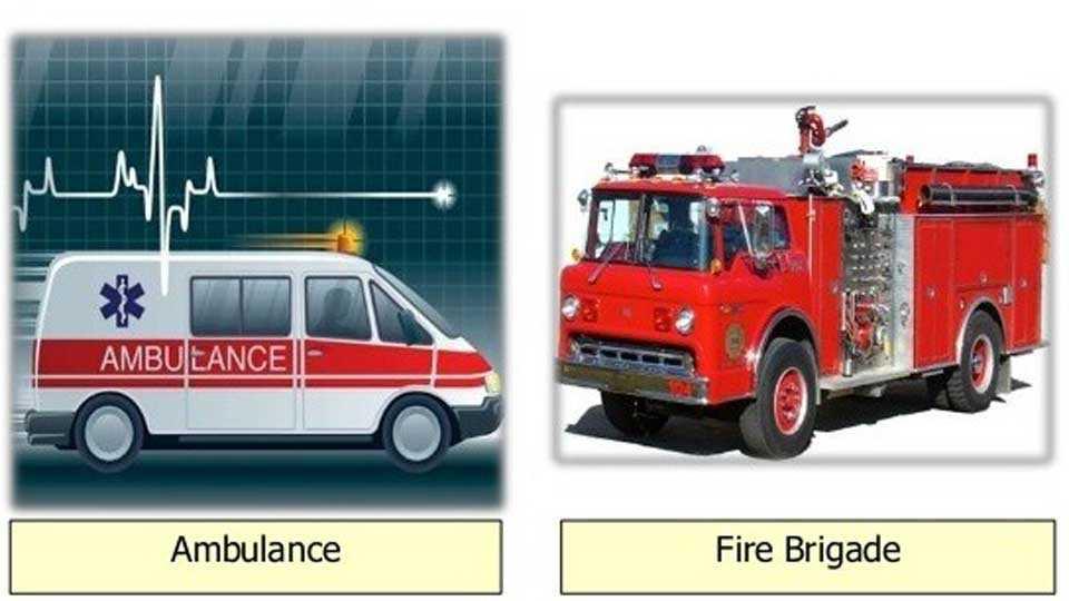 Ambulance-&-Fire-Brigade