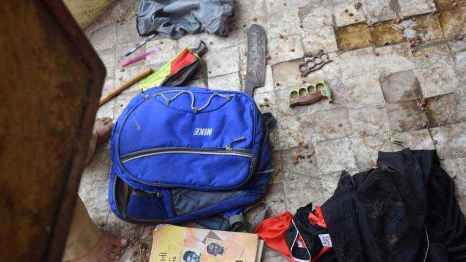 Class 10 student accused of killing junior in Vadodara school toilet arrested