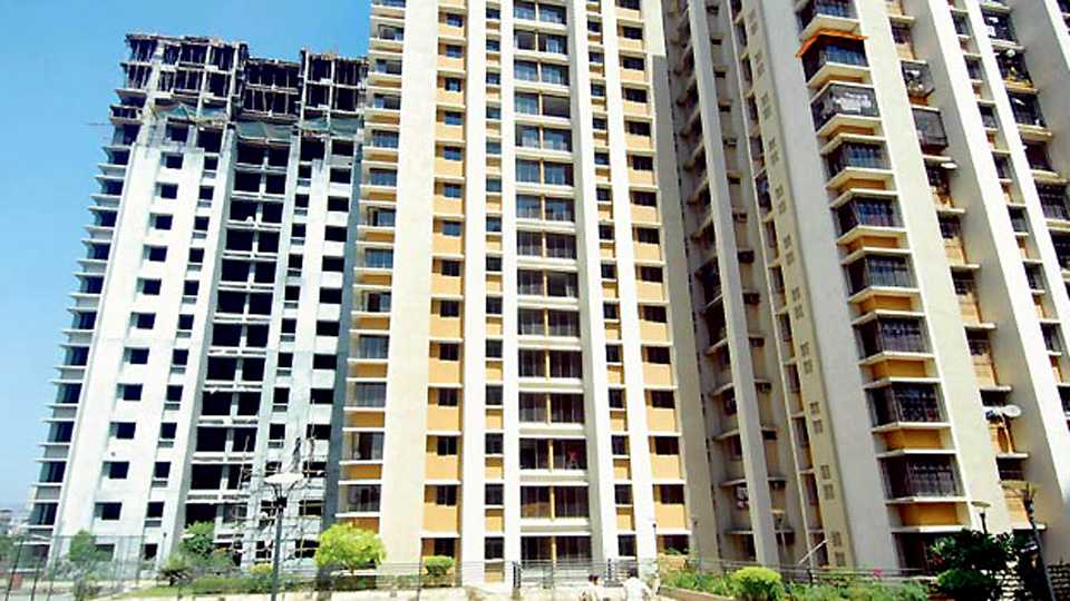 In Mumbai, there are no lakhs of homes sold