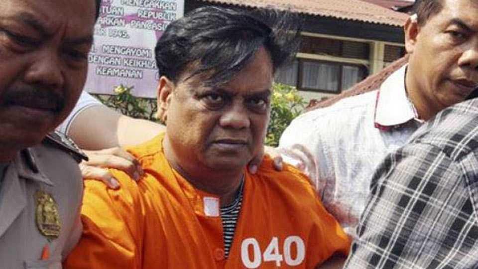 Journalist J Day Murder Case Chhota Rajan for life imprisonment