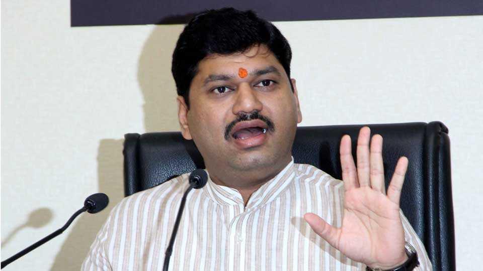 dhannajay munde news