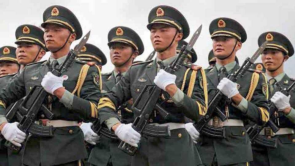 China, Nepal askew canter!