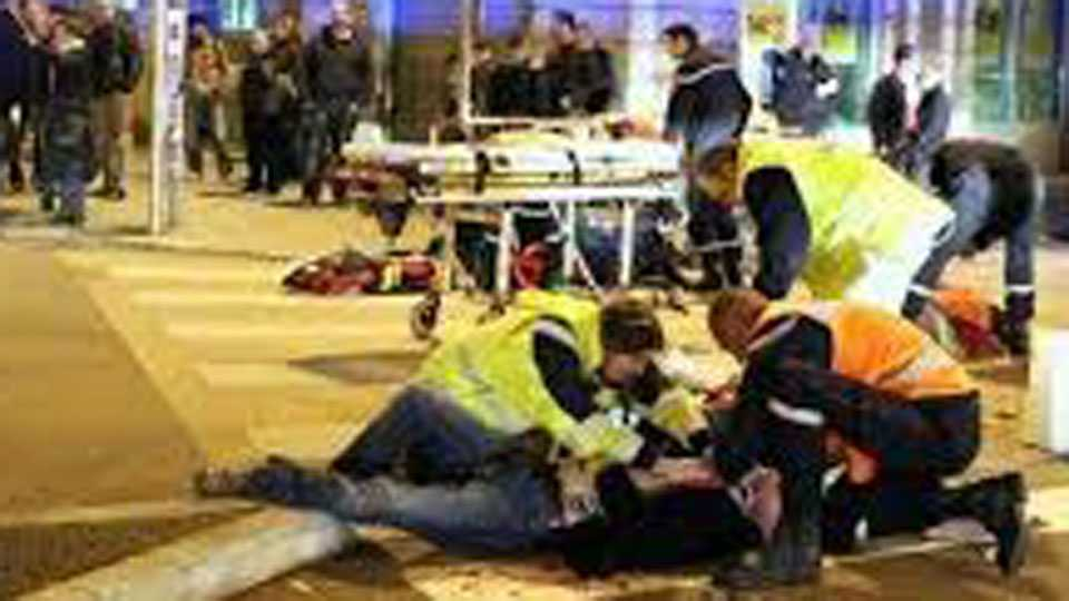 France Terrorist Attack Two has been Died