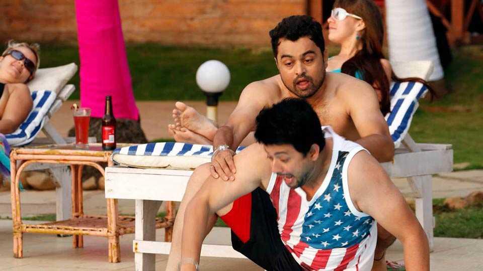 marathi movie fuge Review