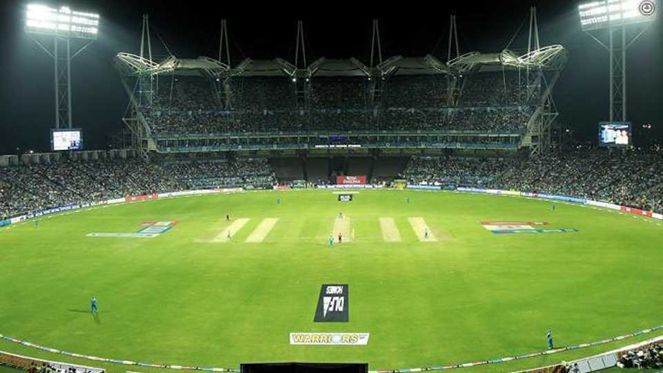 File photo of Gahunje Stadium in Pune