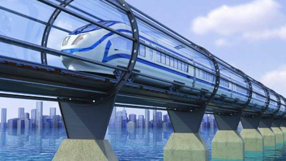 Hyperpool Train
