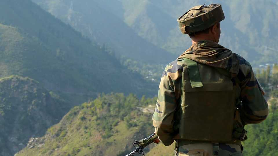 Representational Image of Indian Army Jawan