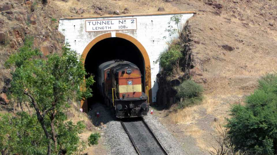Representational image of Indian Railway