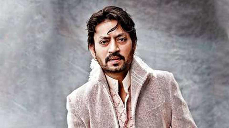Actor Irrfan Khan has Diagnosed Neuroendocrine Tumour