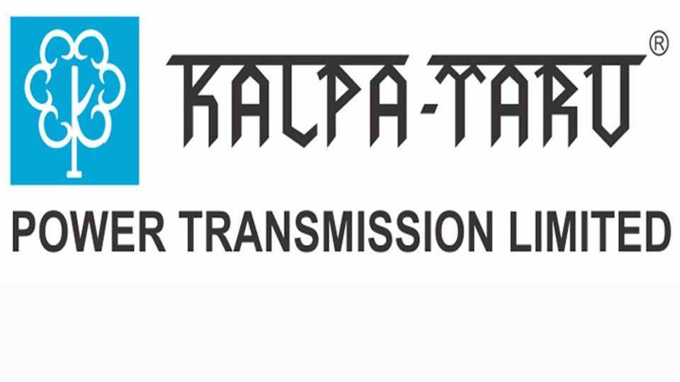 kalpataru power share price 4.4%
