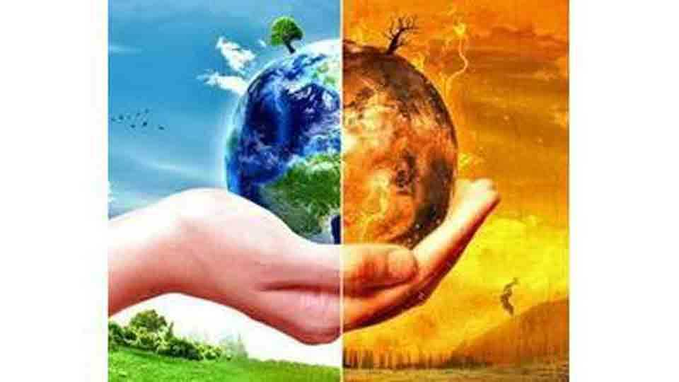 GDP and Living Standard decreased because climate change world bank