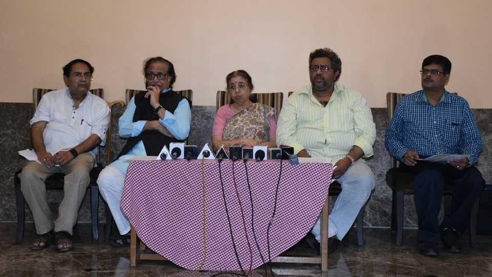 Master Dinanath Mangeshkar Award Announced