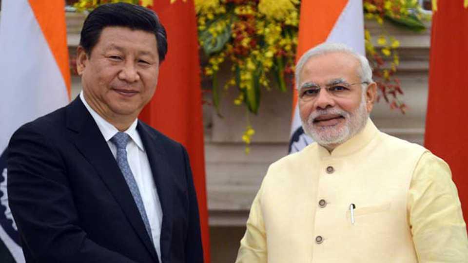 Prime Minister Narendra Modi Meets Chinese President Xi Jinping At Hubei