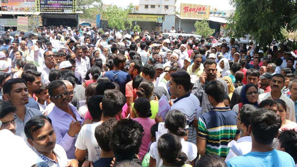 12 thousand students of North Maharashtra gave NEET examination