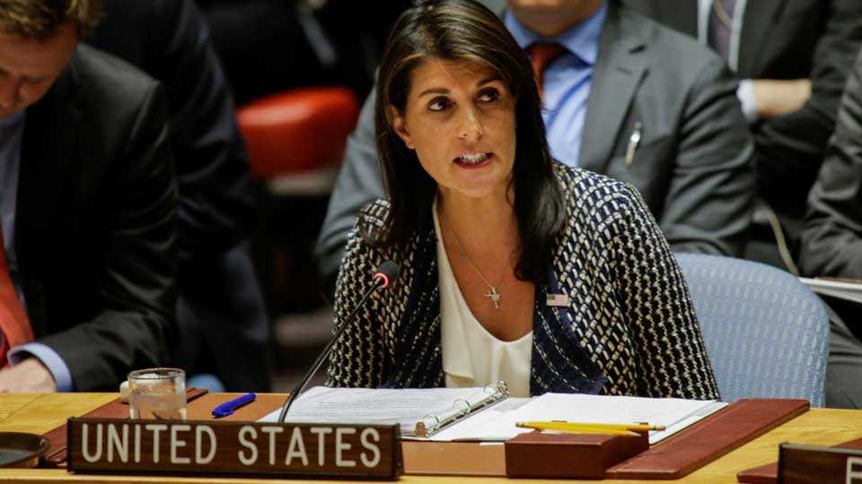 Freedom of religion is as important as rights says Nikki Haley on India visit