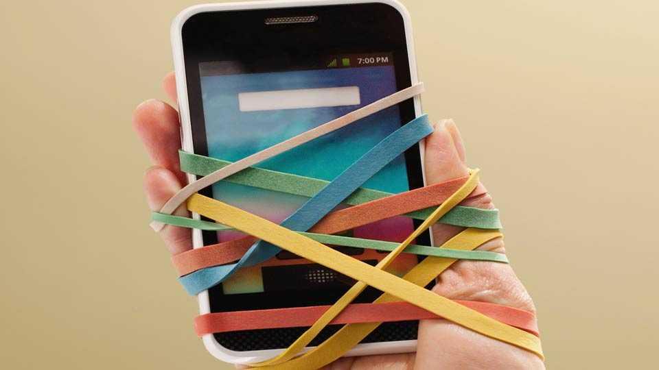 स्मार्टफोनच्या व्यसनाला दूर ठेवणारे ऍप