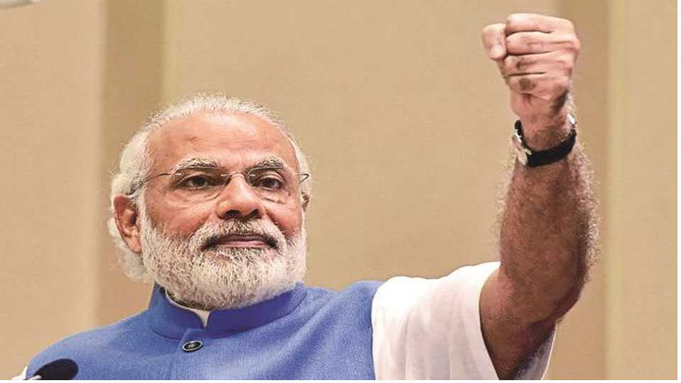 PM Narendra Modi says BJP MP will fast on April 12 to protest Parliament impasse