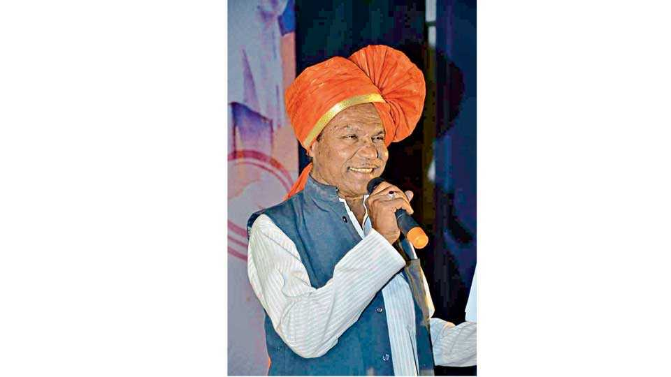 Lokshahir Gafurbhai Punekar dies