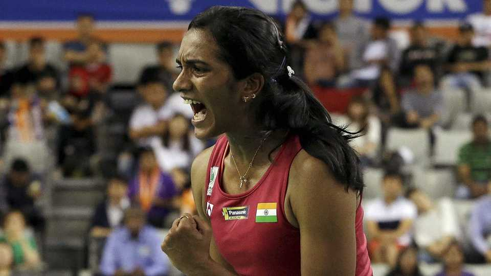 File photo of PV Sindhu