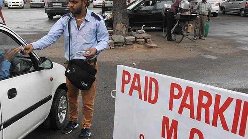 Paid-Parking