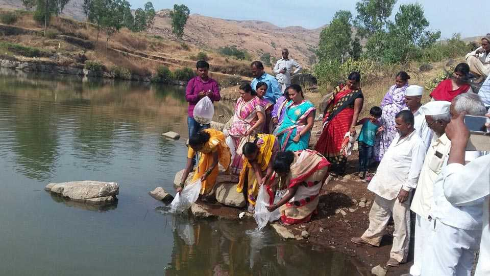 Water Conservation in Purandar