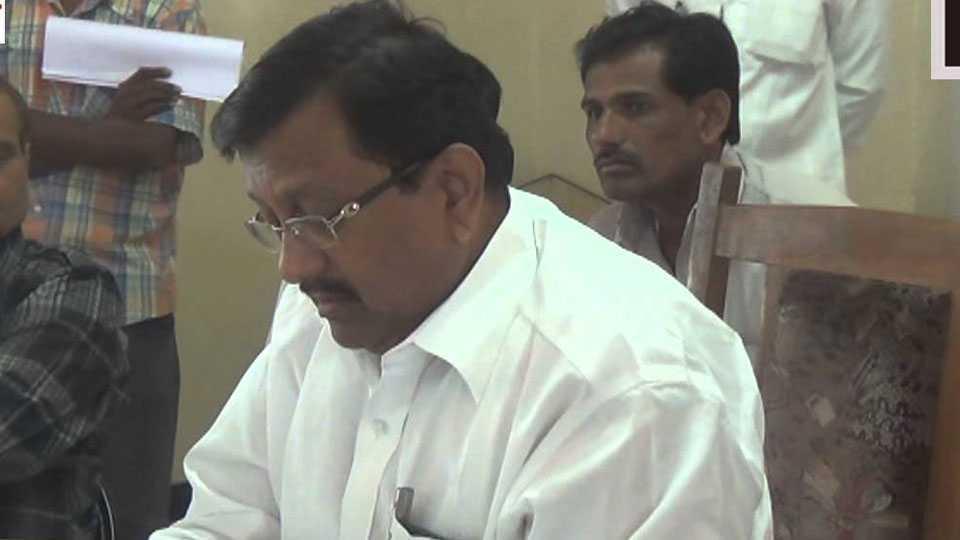 Give Reservation or go home says Former MLA Prakash Shendge