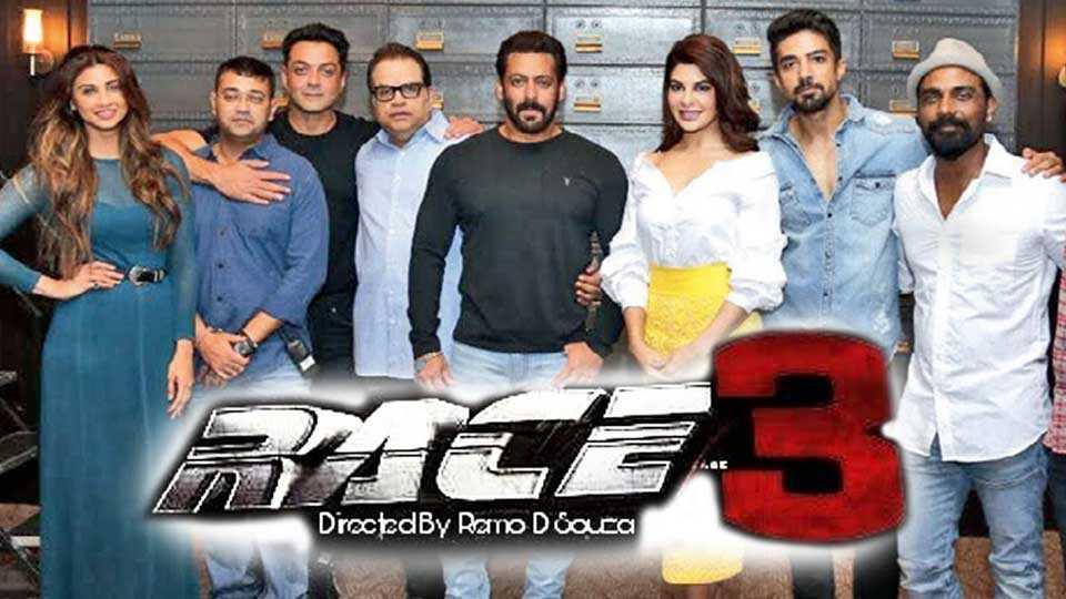 Movie Race 3 Movie Review
