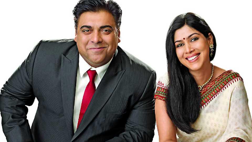 Ram and sakshi come back