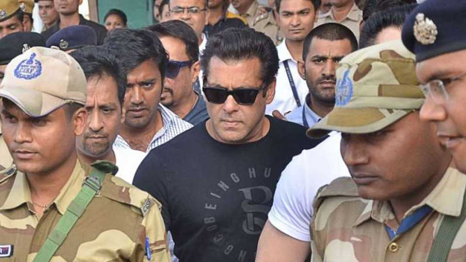 Salman Khan to spend another night in jail after Jodhpur court reserves bail order