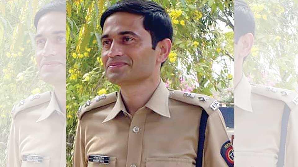 Sandeep Patil IPS