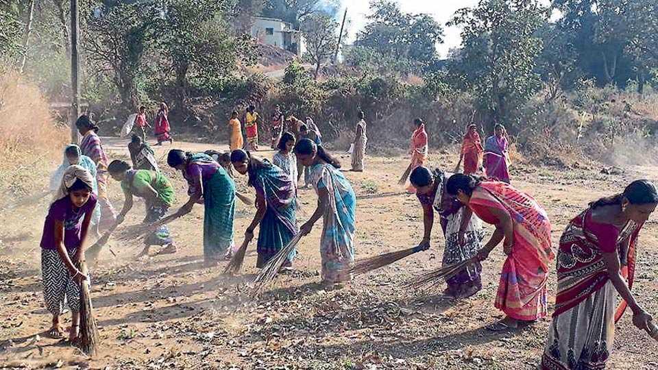 sangrun smart village