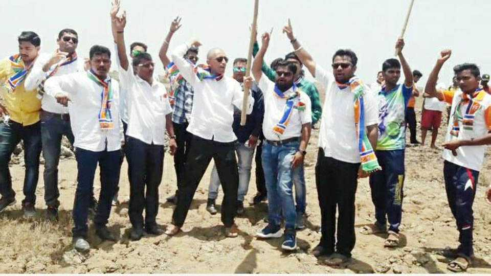 The MNS exhausted the survey for the bullet train project