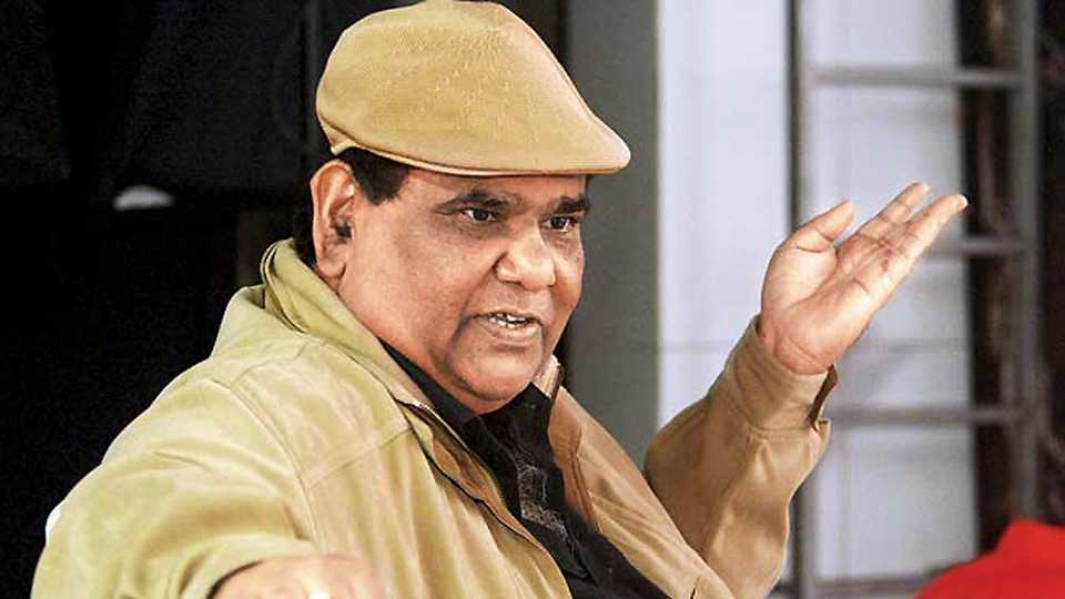 satish kaushik acting talent
