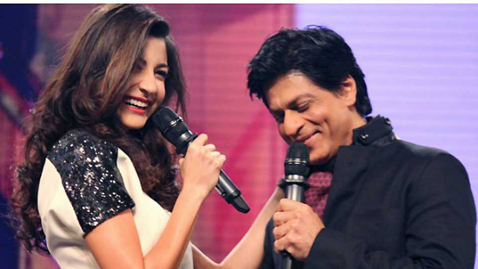 Shah Rukh Khan on working with Anushka Sharma