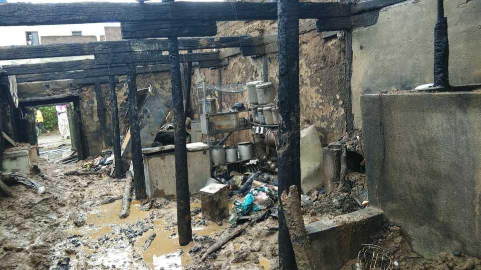 Compressor blast at Shirpur