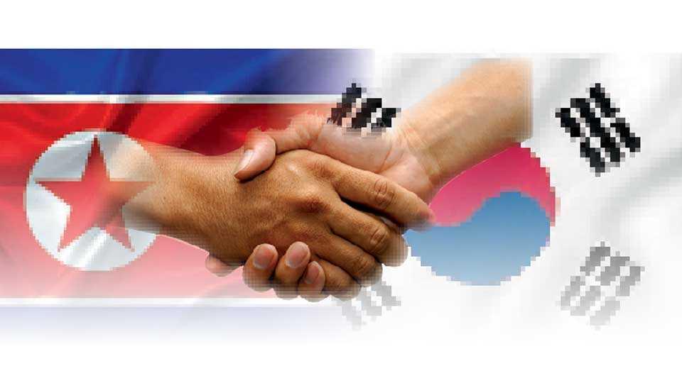 South-&-North-korea