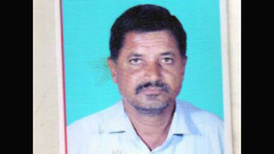A young farmer did suicide with poison sarade village