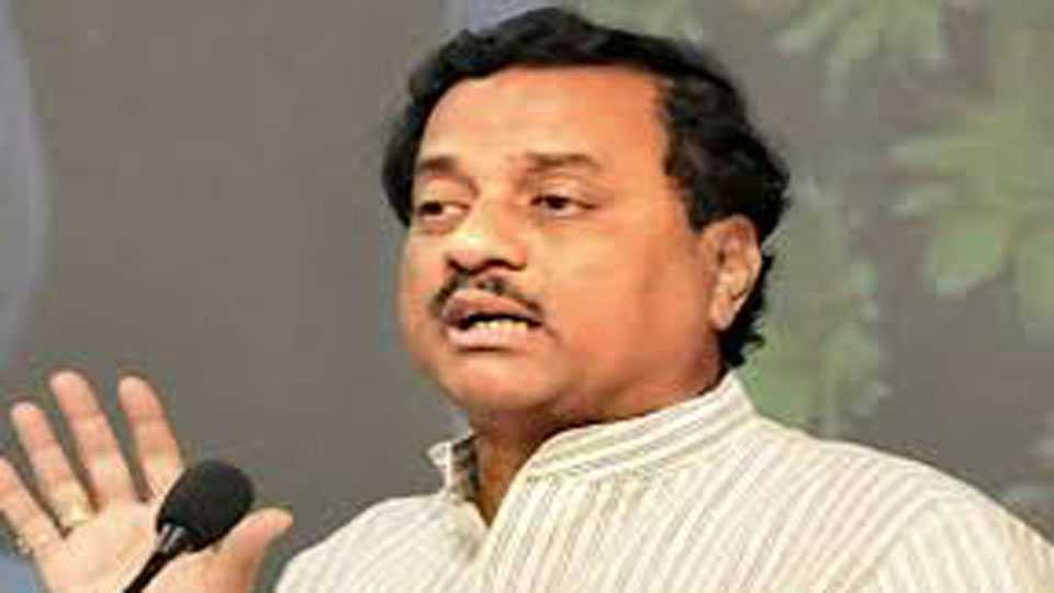 Solapur Corporation Working Report will submitted in Assembly Says Sunil Tatkare