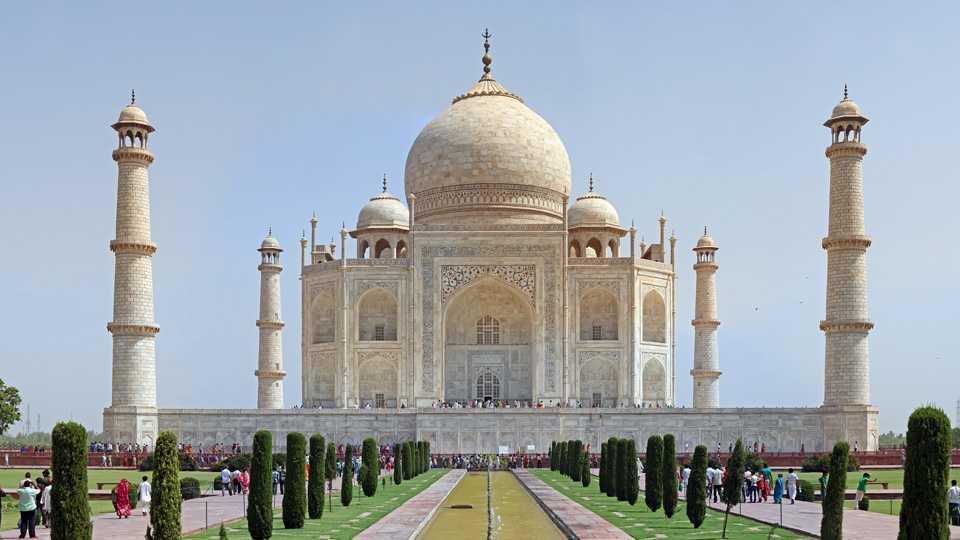 File photo of Taj Mahal